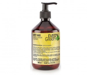 Every Green Dry Hair Nourishing Szampon 500ml